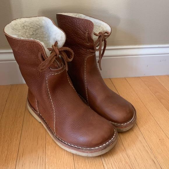 Slightly Used Duckfeet Arhus Boots